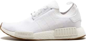adidas NMD R1 PK 'Gum Pack' - White/Gum