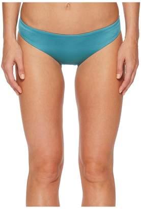 THE BIKINI LAB Solid Hipster Bikini Bottom Women's Swimwear