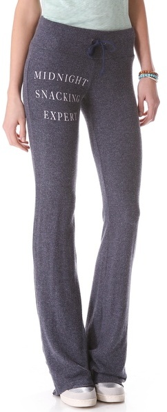Wildfox Couture Midnight Snacking Expert Pants