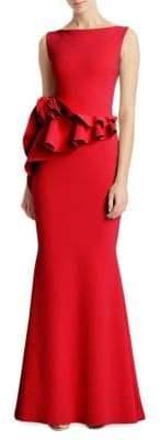 Chiara Boni Detailed Mermaid Dress