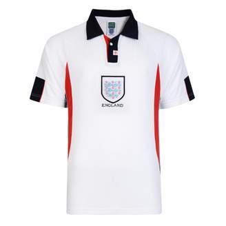 England FA Official Mens 1998 World Cup Final T-Shirt (L)