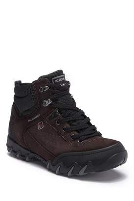 Mephisto Nigata Tex Suede Hiking Boot