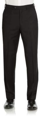 Lauren Ralph Lauren Classic Fit Ultraflex Wool Pants