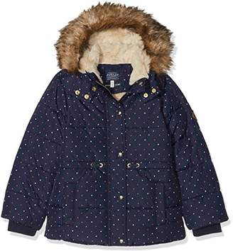 Joules Girl's Stella Coat,Years (Size:11-12)
