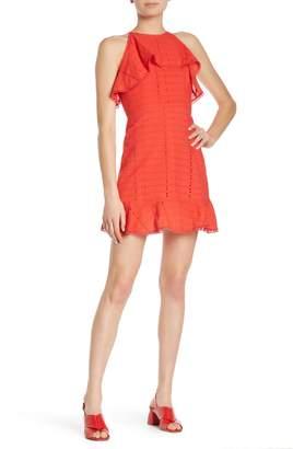 Heartloom Lea Ruffled Eyelet Dress