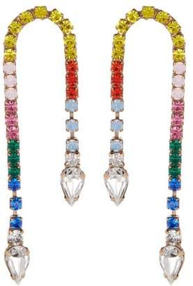 Loren Hope 18K Gold Plated Lidia Drop Earrings