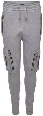 Balmain Cotton Track Pants