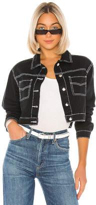 superdown Quinn Button Up Jacket.