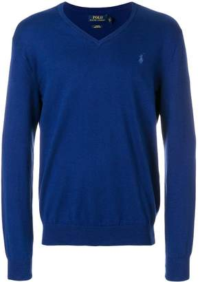 Polo Ralph Lauren knit V-neck sweater