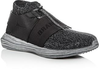 Brandblack Gama Sneaker Slip On Sneakers $90 thestylecure.com