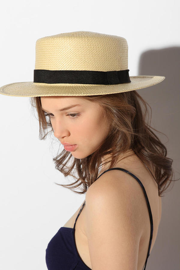 Cooperative Straw Boater