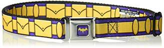 Buckle-Down Men's Seatbelt Belt Batgirl Kids