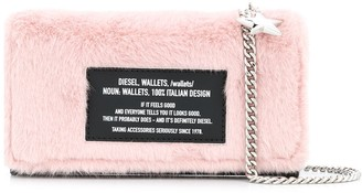 Diesel fur trim clutch