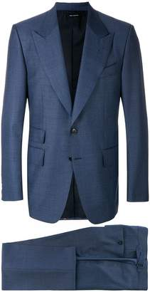 Tom Ford peaked lapel suit