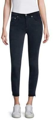 Rag & Bone Ame Velvet Skinny Pants