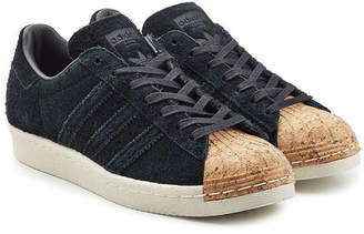 adidas Superstar Suede and Cork Sneakers