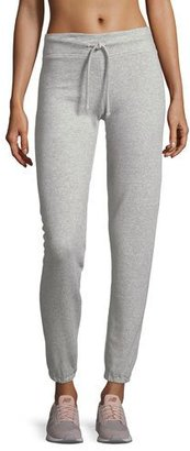 Beyond Yoga Everyday Drawstring Cotton Jogger Sweatpants $99 thestylecure.com