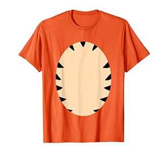 Tiger Costume Shirt Funny Halloween TShirt Kids Adult Design T-Shirt
