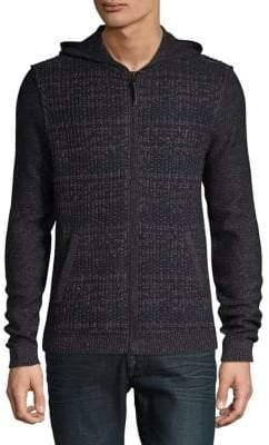 John Varvatos Star USA Classic Hooded Sweater