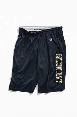 Champion Michigan Mesh Short