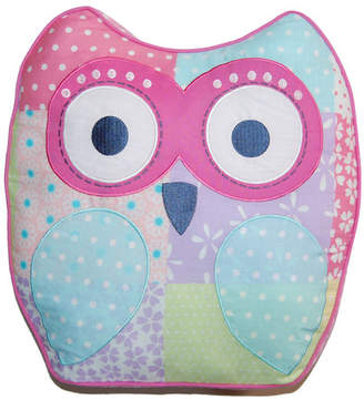 Cozy Line Home Fashion Cute Owl Decorative Cotton Throw Pillow