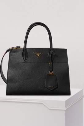 Prada Paradigme Big Cross-Body Bag