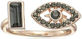 Rebecca Minkoff Celestial Evil Eye U-Ring