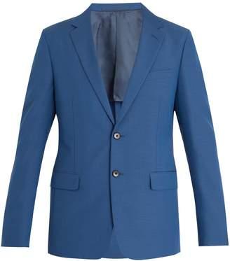 Prada Single-breasted wool and mohair-blend blazer