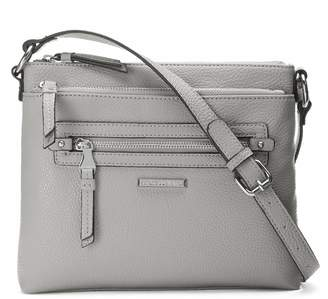 Dana Buchman Gracie Crossbody Bag $49 thestylecure.com