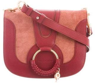 See by Chloe Hana Saddle Crossbody Bag