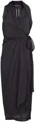 Rick Owens Sleeveless wrap dress