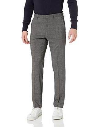Theory Men's Marled Wool Stretch Suit Trouser