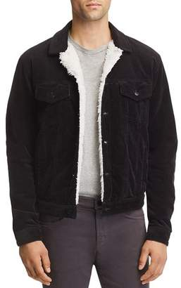 ATM Anthony Thomas Melillo Faux Shearling-Lined Corduroy Jacket