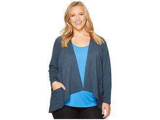 Lucy Extended Light Hearted Wrap Women's Clothing
