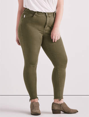 Lucky Brand PLUS SIZE EMMA LEGGING JEAN IN OPAL