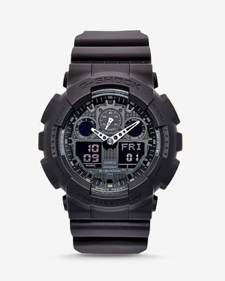 Express G-Shock Matte Black Watch
