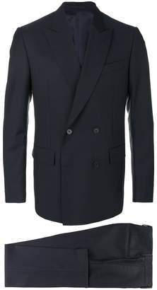 Versace double breasted suit