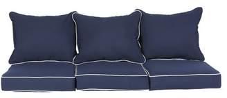Beachcrest Home Ginsberg Indoor/Outdoor Sunbrella Sofa Cushion