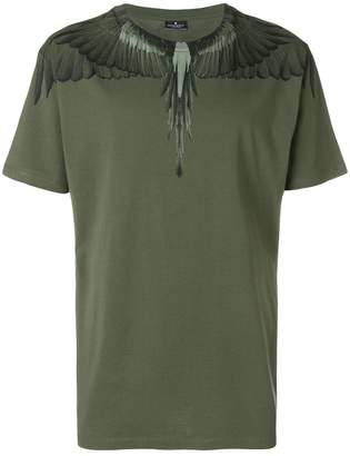 Marcelo Burlon County of Milan bird printed T-shirt
