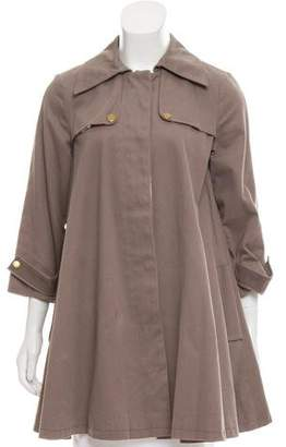 Rachel Roy Short Swing Coat