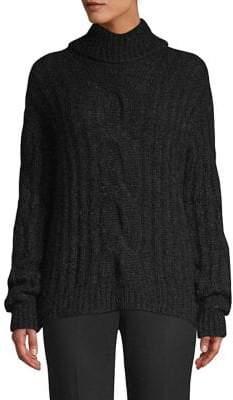Max Mara Melk Mohair Blend Sweater
