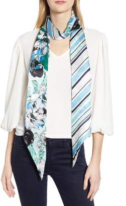 Halogen Floral Silk Scarf