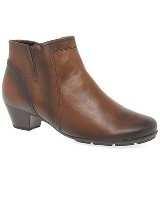 Gabor Heritage Standard Fit Ankle Boots
