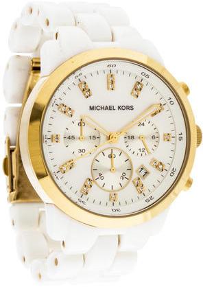 MICHAEL Michael KorsMichael Kors Chronograph Watch