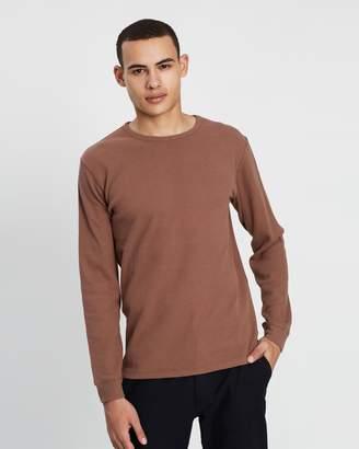 rhythm Waffle LS T-Shirt
