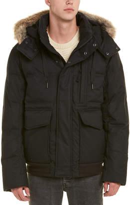 Andrew Marc Bohlen Short Puffer Jacket