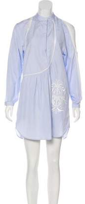 3.1 Phillip Lim Embroidered Shift Dress
