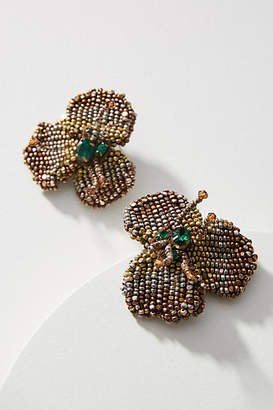 Mignonne Gavigan Katya Flower Post Earrings