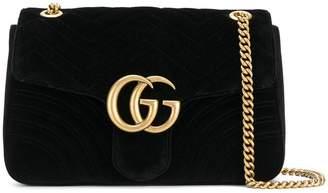 Gucci Marmont 2.0 Velvet Shoulder Bag