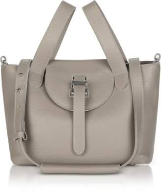 Meli-Melo Taupe Thela Mini Cross Body Bag